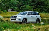 Toyota Fortuner 'tăng lực' trong tháng 7 - Vua SUV 7 chỗ củng cố ngôi vị