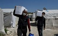 Nga tung lối đi riêng về Syria tại Liên hợp quốc