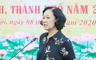 Bộ Chính trị đề nghị dừng thí điểm mô hình Trưởng ban Dân vận kiêm Chủ tịch Mặt trận