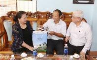 Chủ tịch Quốc hội lưu ý tỉnh Bình Phước hỗ trợ người lao động sớm quay trở lại làm việc, ổn định cuộc sống