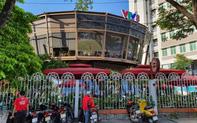 Quán cà phê xây không phép giữa trung tâm Đà Nẵng bị xử phạt 40 triệu đồng