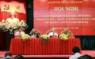 Quán triệt, triển khai Nghị quyết của Bộ Chính trị về Chiến lược bảo vệ an ninh quốc gia