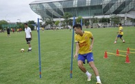 """Nhiều CLB rục rịch tập luyện trở lại chuẩn bị cho ngày V-League """"tái khởi"""""""