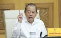 Phó Thủ tướng Trương Hòa Bình chủ trì họp đẩy mạnh xây dựng 3 nghị định về cổ phần hóa, thoái vốn Nhà nước