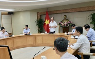 Bộ trưởng Mai Tiến Dũng: Quan trọng là phục vụ người dân hiệu quả nhất