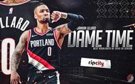 """Ghi tên vào CLB của những huyền thoại NBA, Damian Lillard tự nhận luôn """"thích"""" các trận đấu kịch tính"""