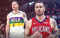 Kỷ lục không tưởng của JJ Redick chính thức dừng lại cùng với thất bại của New Orleans Pelicans