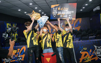2 lần liên tiếp vô địch Đấu Trường Sinh Tồn, đội trưởng V Gaming hụt hẫng vì chưa thể tận hưởng niềm vui trọn vẹn