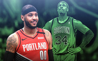 """""""Người anh quốc dân"""" đánh bật Paul Pierce khỏi BXH ghi điểm mọi thời đại ở NBA"""