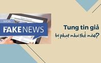 Quảng Nam xử phạt nhiều người cung cấp thông tin sai sự thật lên mạng xã hội