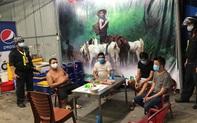 Xử phạt nhóm thanh niên tụ tập đánh bạc giữa mùa dịch Covid-19
