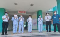 4 bệnh nhân Covid-19 đầu tiên của Đà Nẵng được công bố khỏi bệnh