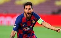 Messi tậu món đồ không ai nghĩ tới để phòng ngừa Covid-19