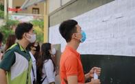 Thi tốt nghiệp THPT: Tổ chức thi lại cho 9 phòng thi tại 3 tỉnh