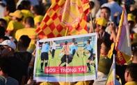 Khán giả cổ vũ phản cảm, Ban tổ chức trận đấu Dược Nam Hà Nam Định - B.Bình Dương nhận án phạt