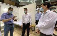 [Ảnh] Cận cảnh phòng điều trị bệnh viện dã chiến dành cho bệnh nhân Covid-19
