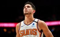 Vượt mặt tiền bối, Devin Booker ghi tên vào lịch sử Phoenix Suns khi mới chỉ 23 tuổi