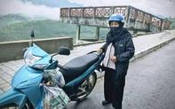 """Cô cháu gái kể về bà nội 90 tuổi được giới trẻ ngưỡng mộ nhất hôm nay khi ngồi xe máy phượt hơn 200km lên Sapa, ngày trở về muốn """"order"""" liền một chuyến sang tận Paris!"""