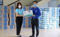 Vinamilk ủng hộ 8 tỷ đồng cho Hà Nội và 3 tỉnh miền Trung chiến đấu chống đại dịch Covid-19