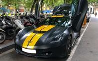 Chevrolet Corvette C7 của dân chơi Hà thành độ cửa cắt kéo giá gần 100 triệu đồng như siêu xe Lamborghini