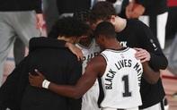 Chuỗi kỷ lục tham dự vòng Playoffs của San Antonio Spurs chính thức dừng lại ở con số 22