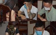 Nhóm thanh niên tụ tập hát karaoke, sử dụng ma túy giữa lúc giãn cách xã hội