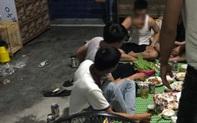 Phạt đến 50 triệu đồng nhóm thanh niên tổ chức ăn nhậu bất chấp lệnh cách ly xã hội