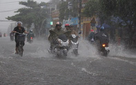 Bão số 2 suy yếu, miền Bắc mưa lớn nhiều ngày tới