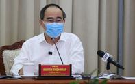 TP.HCM tiếp tục phạt người không đeo khẩu trang nơi công cộng