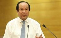 Chủ nhiệm VP Chính phủ: Thủ tướng sẽ xem xét ý kiến về kinh nghiệm cách ly chống dịch của Bí thư Nguyễn Thiện Nhân