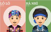 """Tác giả bộ emoji """"54 dân tộc anh em"""" chia sẻ quá trình làm kéo dài đến 4 tháng, gặp thông tin sai như cơm bữa"""