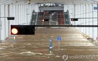Lũ lụt kéo theo thiệt hại lớn tại Hàn Quốc