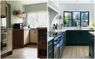 """Cải tạo căn bếp cũ """"lột xác"""" thành không gian nấu nướng đủ tiện ích, đẹp miễn chê với ý tưởng không phải ai cũng nghĩ tới"""