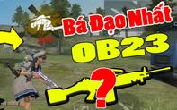 Free Fire: Bật mí 7 khẩu súng mạnh nhất phiên bản OB23 giúp game thủ leo rank vèo vèo!
