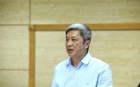 Thứ trưởng Bộ Y tế Nguyễn Trường Sơn được chỉ định làm Phó Trưởng Ban Bảo vệ, chăm sóc sức khỏe cán bộ Trung ương