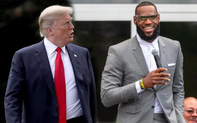 """Tổng thống Donald Trump công kích NBA, LeBron James và dàn sao """"phản pháo"""" cực gắt"""