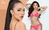 """Em gái luật sư của Hoàng Thùy: Bị loại khỏi Hoa hậu Hoàn vũ vì chiều cao nhưng body lại """"bốc lửa"""" không kém chị gái"""