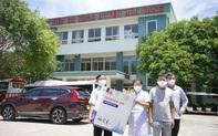 5 bệnh viện ở Đà Nẵng tiếp nhận 10.000 khẩu trang N95 chống dịch Covid-19