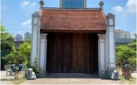 Bảo tàng Hà Nội phục dựng cổng làng Mông Phụ