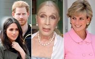 """Bạn thân Công nương Diana tiếp tục nhận xét thẳng thừng về Meghan Markle, vạch trần âm mưu """"tẩy trắng"""" của nữ công tước"""