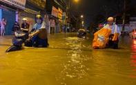Chiều tối nay, dự báo Nam Bộ tiếp tục có mưa to đến rất to, TP.HCM có nguy cơ ngập úng
