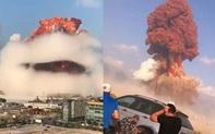 """""""Vụ nổ ở Beirut là một trong những vụ nổ phi hạt nhân mạnh nhất lịch sử nhân loại"""""""