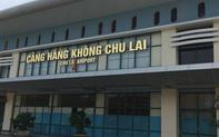 Quảng Nam đề nghị giảm tối đa hoặc tạm dừng các chuyến bay đi - đến sân bay Chu Lai