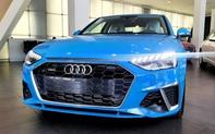 Audi A4 2020 giá từ gần 1,8 tỷ đồng tại Việt Nam, chơi lớn với trang bị vượt trội đe nẹt Mercedes-Benz C-Class và BMW 3-Series