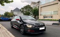 Mới chạy 13.000 km, Volkswagen Scirocco GTS xuống giá nửa tỷ, chỉ ngang Honda Civic RS