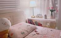 Hội con gái cứ tậu đèn ngủ để bàn là có góc giường xinh xẻo đẹp xịn ngay