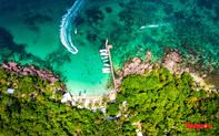 Vẻ đẹp kỳ ảo của đảo ngọc Phú Quốc nhìn từ trên cao