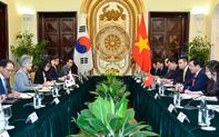 Hàn Quốc coi trọng phát triển sâu sắc hơn nữa quan hệ với Việt Nam