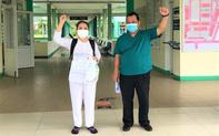 Bệnh nhân Covid-19 cuối cùng điều trị tại Bệnh viện Phổi Đà Nẵng xuất viện