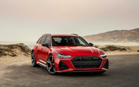 Audi RS - Xe thể thao dùng động cơ hybrid có mất chất?